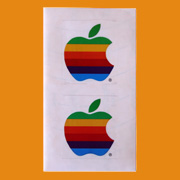 Apple Sticker 1997