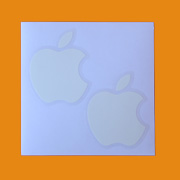 Apple Sticker 2007