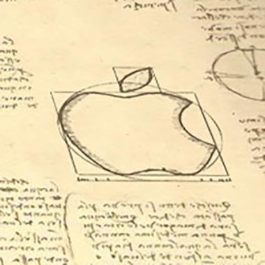 La véritable histoire farfelue des pommes Apple