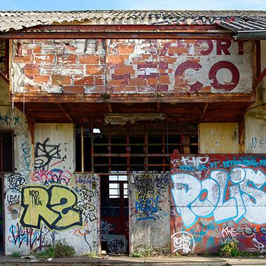 Urbex – «L'entrepôt au manège clandestin»