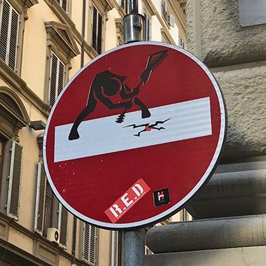 Street Art – Sens Interdits