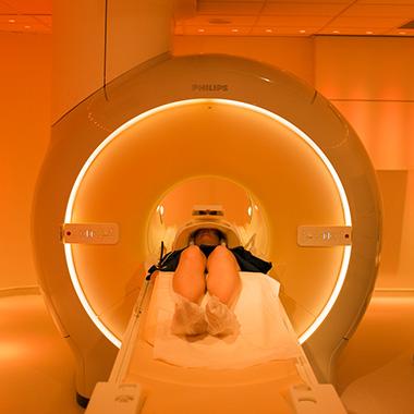 L'étrange IRM